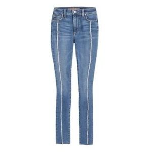 EXPRESS Mid Rise Ankle Legging Jeans
